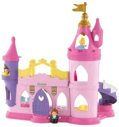 Fisher-Price Disney Musical Princess Palace $19