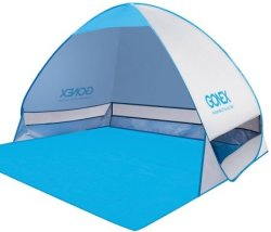Gonex Lightweight Beach Shade Sun Shelter for $28