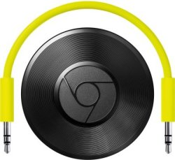 Google Chromecast Audio Media Player for $30