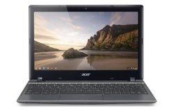 "Refurb Acer C710 Celeron Dual 12"" Chromebook $100"