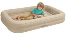 Intex Kids' Travel Air Bed for $35