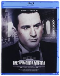 Once Upon a Time in America on Blu-ray for $8