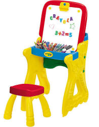 Crayola Play'N Fold 2-in-1 Art Studio for $23
