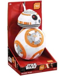 Star Wars BB-8 Talking Plush for $19