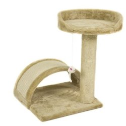 Best Choice Cat Tree Post Scratcher for $20