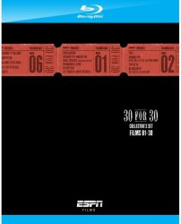 ESPN 30 for 30 Collector's Blu-ray 6-Disc Set $9