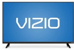 "Refurb Vizio 43"" 120Hz 1080p LED LCD HDTV $210"