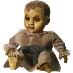 Haunted Doll with Sound for $14