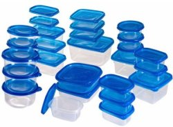 Chef Buddy 54-Piece Food Container Set for $9