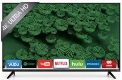 "Vizio 55"" 4K 2160p LED UHD Smart TV for $598"