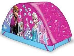 Frozen Bed Tent with Pushlight for $17