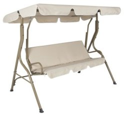 Best Choice Products Outdoor Swing Glider for $65