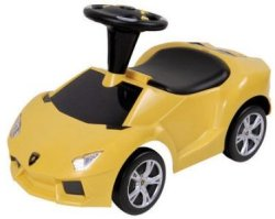Dexton Lamborghini Foot-To-Floor Racer for $68