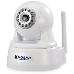 Kguard 720p WiFi Surveillance Camera for $30