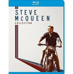 The Steve McQueen Collection on Blu-ray Disc $15