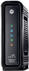 Refurb Motorola Surfboard Cable Modem for $27