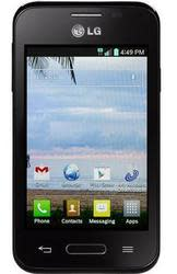 LG Optimus Fuel Android Total Wireless Phone $10