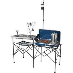 Ozark Trail Portable Camp Kitchen Table for $59