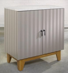 Sauder Soft Modern Storage Cabinet for $112
