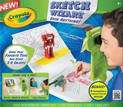 Crayola Sketch Wizard Kit for $6