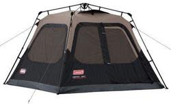 Coleman Instant Set-Up 4-Person Tent for $69