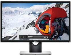 "Dell 24"" 1080p LED LCD Gaming Display for $129"