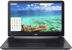"Acer Celeron Dual 16"" Chromebook for $179"