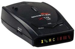 Whistler Radar Detector with Icon Display for $28