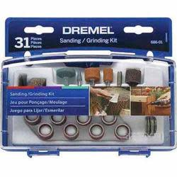 Dremel 31-Piece Sanding/Grinding Kit for $9
