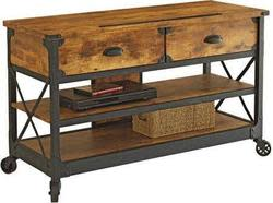 Better Homes and Gardens Antiqued TV Stand $159