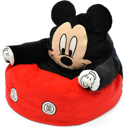 Mickey Mouse Toddler Bean Chair for $20