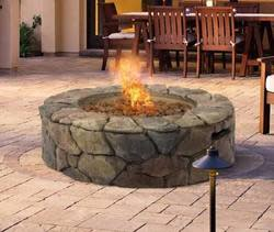 BCP Stone Design Outdoor Patio Gas Firepit $125
