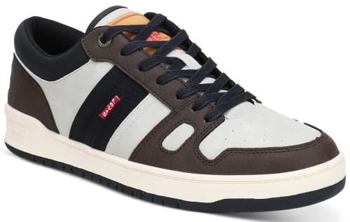 Levi's Men's 520 Low-Top Basketball Sneakers for $25 + free shipping w/ $25