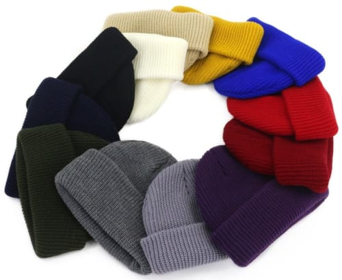 Unisex Beanie for $6 + free shipping