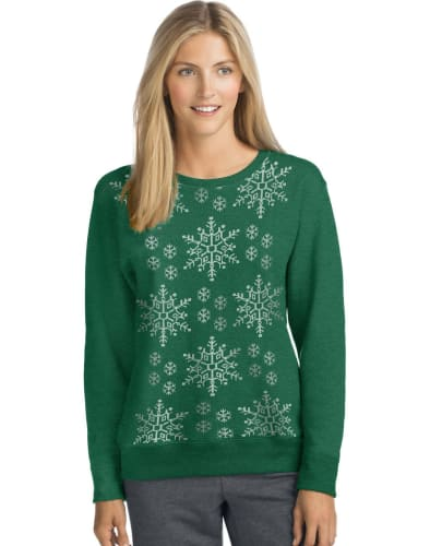 Holiday Styles at Hanes: Up to 40% off + free shipping