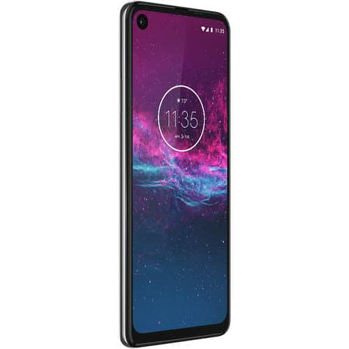 Unlocked Motorola One Action 128GB Smartphone for $200 + free shipping