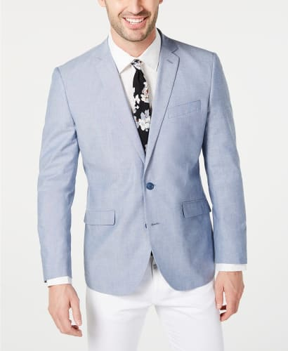 Men's Designer Blazers and Sportcoats at Macy's: 60% to 70% off + free shipping