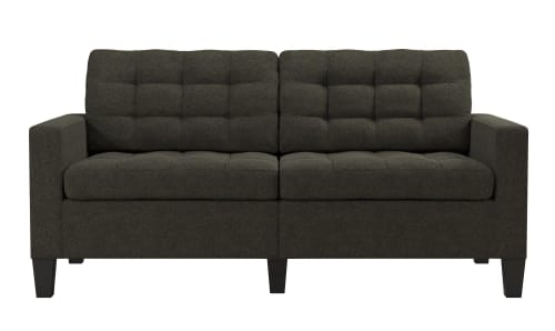 DHP Emily Upholstered Sofa for $265 + free shipping