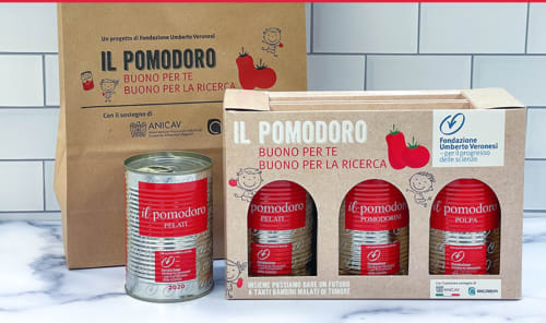 Italian Tomatoes 3-Can Sample Pack for free + free shipping