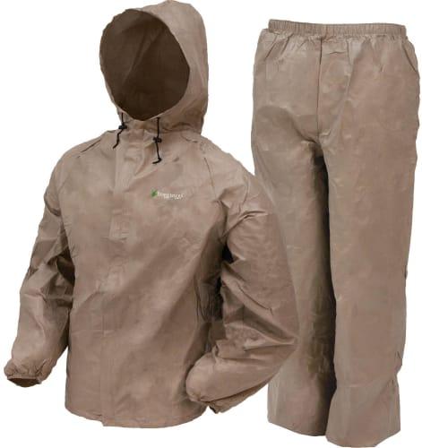 Frogg Toggs Men's Ultra Lite Waterproof Rain Suit for $14 + free shipping w/ $35