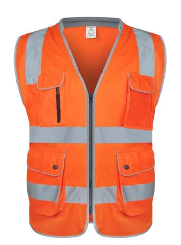 Reflective Safety Vest for $9 + free shipping w/ $25