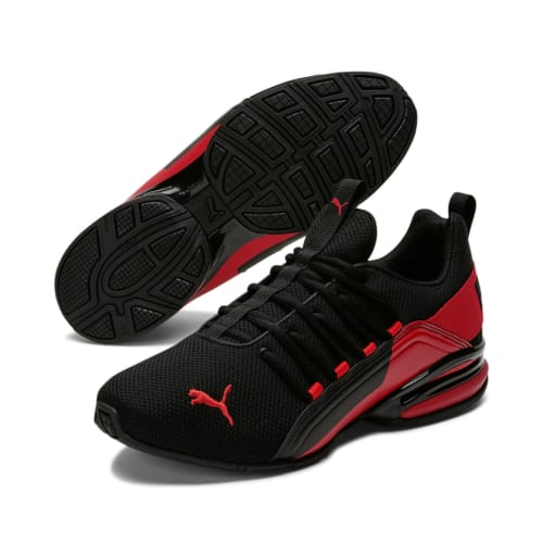 PUMA Men's Axelion Break Training Shoes (wide sizes) for $35 + free shipping