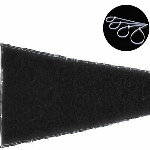 6x25-ft. Mesh Screen Privacy Tarp for $35 + free shipping