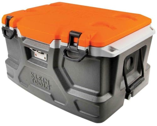 Klein Tools Klein Tradesman Pro 48-Quart Tough Box Cooler for $127 + free shipping