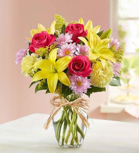 1-800-Flowers Sale: Free Shipping or No Service Charge + free shipping