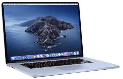 Certified Refurb Apple MacBook Pro Haswell i5 15.4