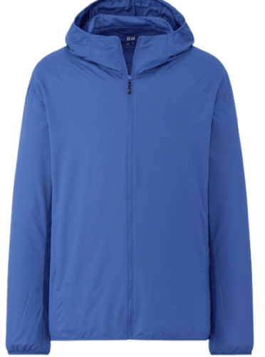 Uniqlo Men's Pocketable UV Protection Parka for $30 + free shipping w/ $99