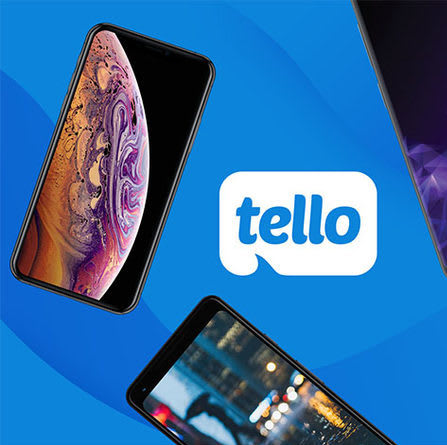 Tello Value Prepaid 6-Month Plan: Unlimited Talk/Text + 2GB LTE Data + $20 Store Credit for $34