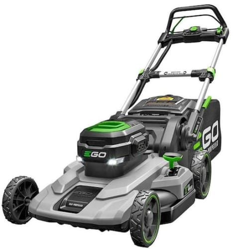 "EGO Power+ 56V Cordless 21"" Self-Propelled Electric Mower Kit for $499 + pickup"