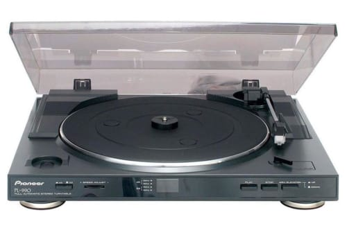 Pioneer Fully Automatic Belt-Driven Turntable for $129 + free shipping
